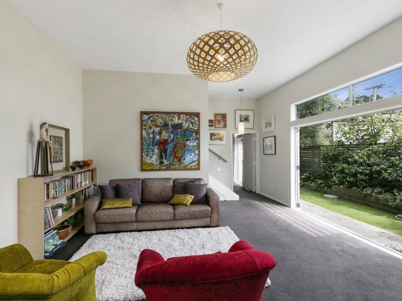 STYLISH SEATOUN SANCTUARY – 65 Ludlam Street, Seatoun, Wellington