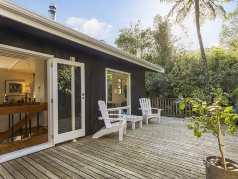 WAKE UP TO ABSOLUTE PRIVACY – 4B Fox Street, Ngaio